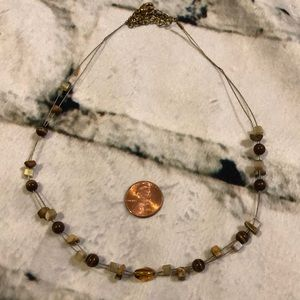4 for $10 lia Sophia necklace